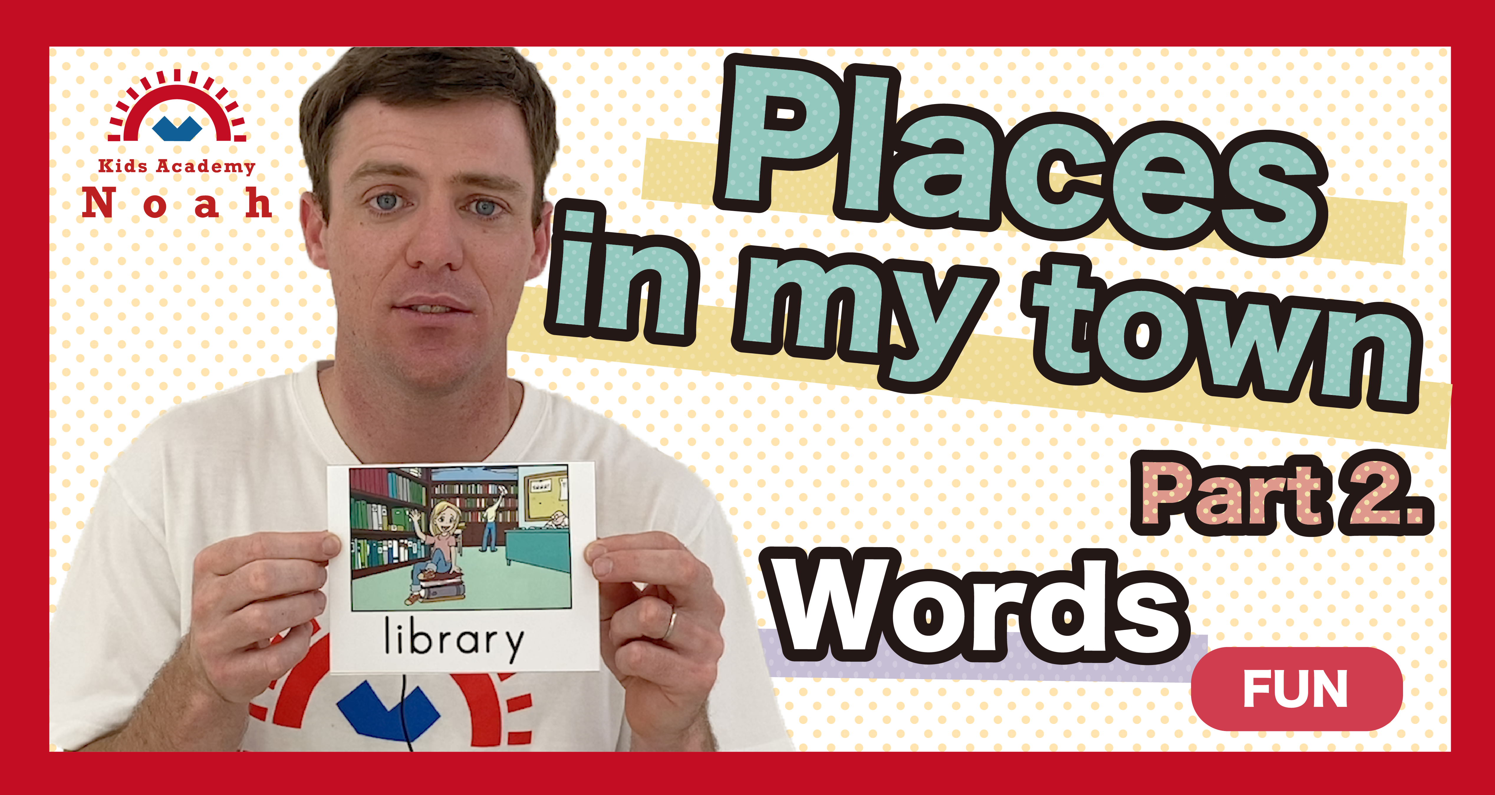 """Words""""Places in my town""""-FUN-"""