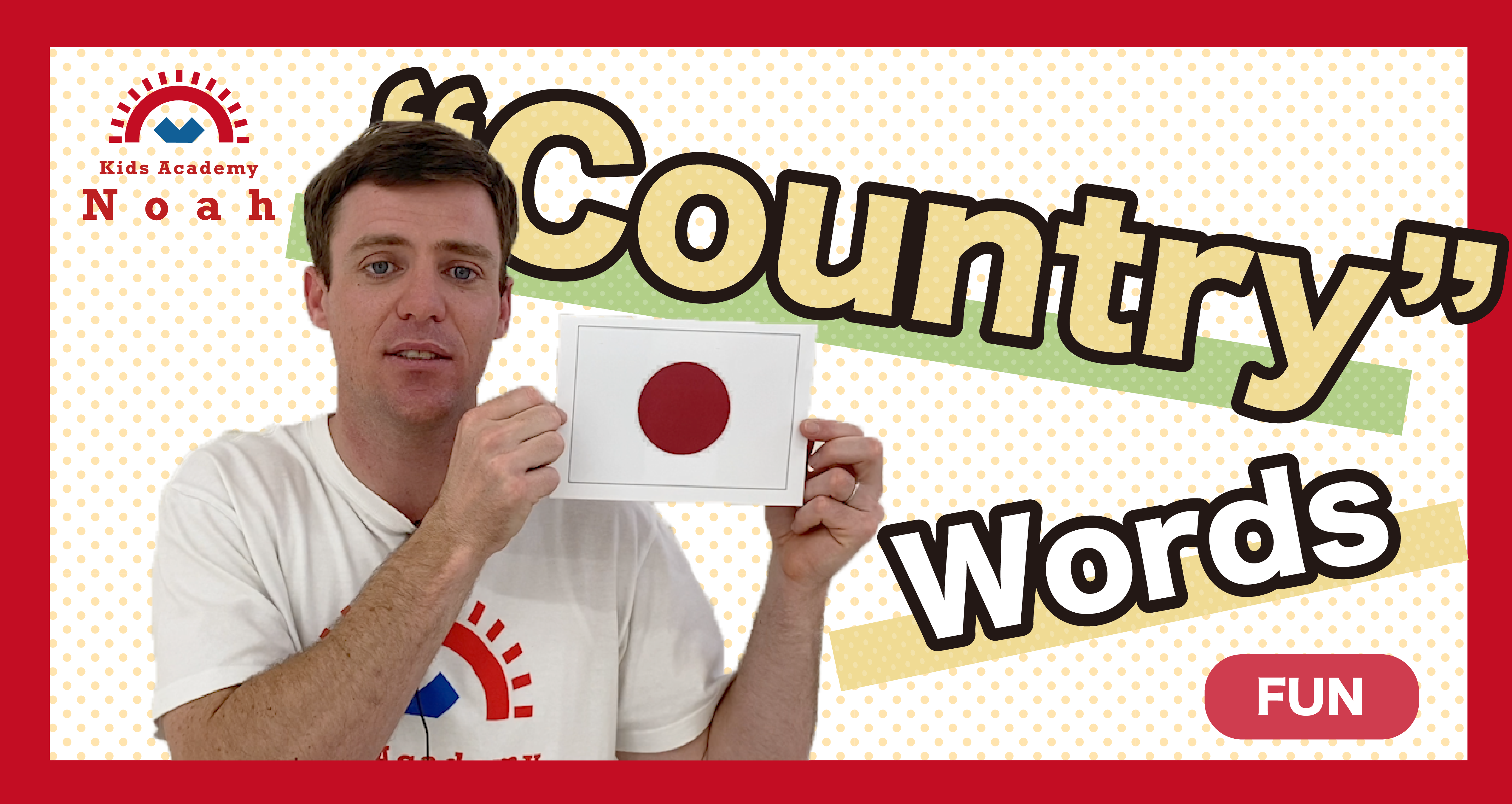 """Words """"Country""""-FUN-"""