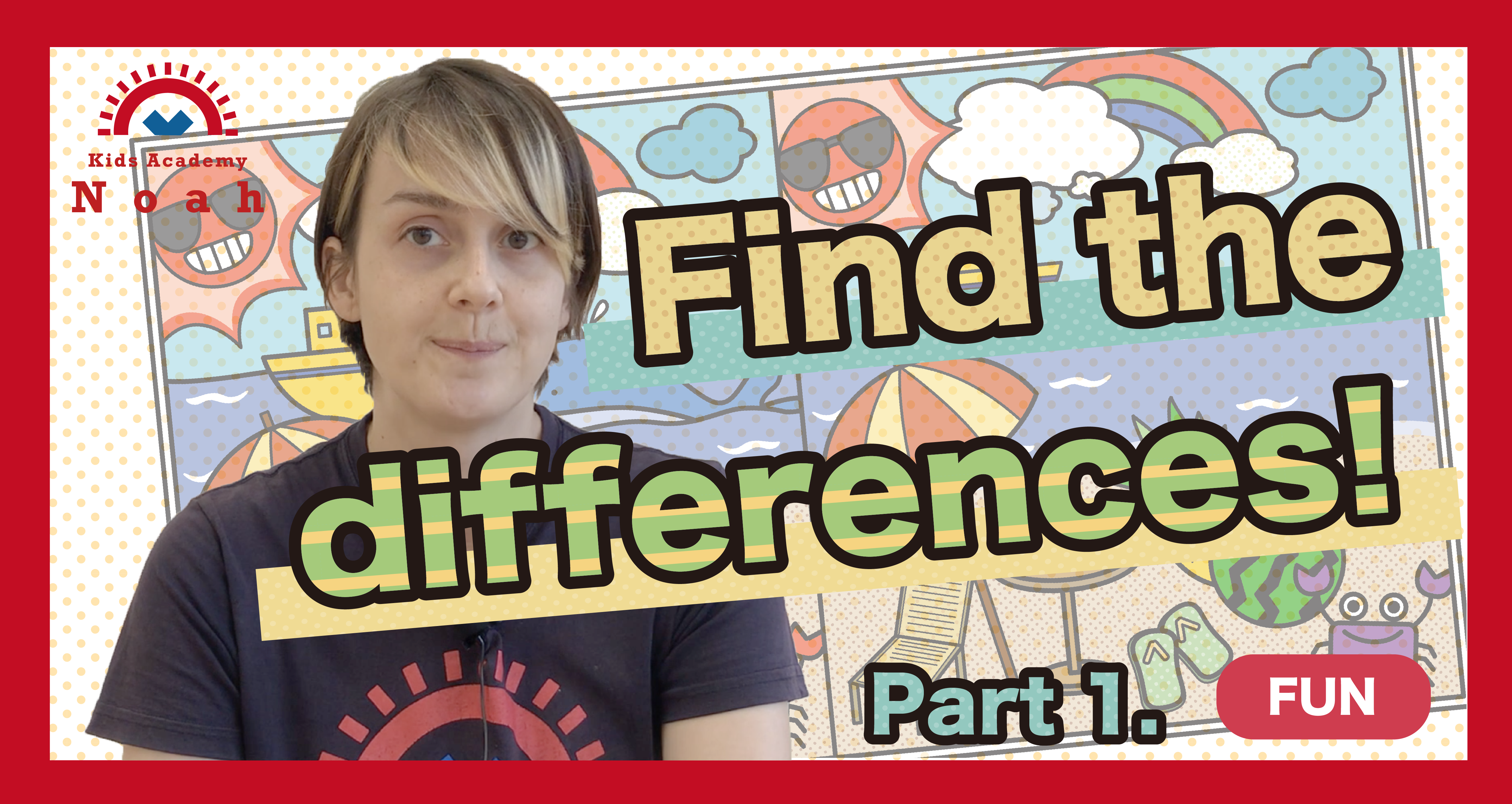 Find the differences-FUN-